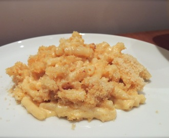 Mac & Cheese / Gratin de Macaronis au Fromage