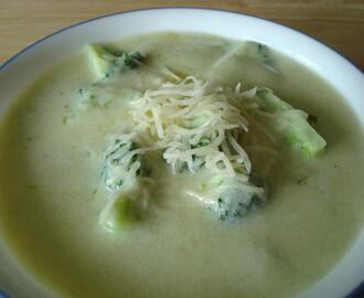 Swiss Broccoli Soup