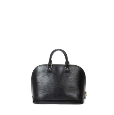 LOUIS VUITTON Alma Aaj3977, Black