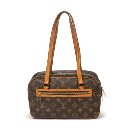 LOUIS VUITTON Cite Aak0668, Brown