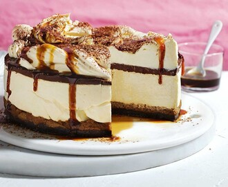Tiramisu cheesecake recipe: the ultimate dessert twist