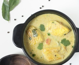 Fish Moilee | Fish Molee | Kerala Fish Stew
