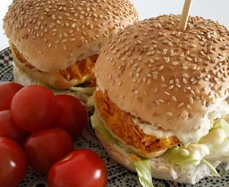 Crispy Fishburger