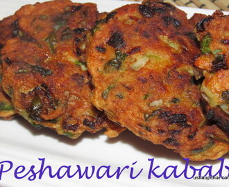 Peshawari chicken kebab recipe
