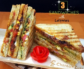 Sandwiches with Leftovers