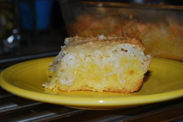 Nif's Pineapple Squares