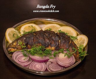 Mackerel/Bangda Fry Recipe & Guide To Choose A Fresh Fish!