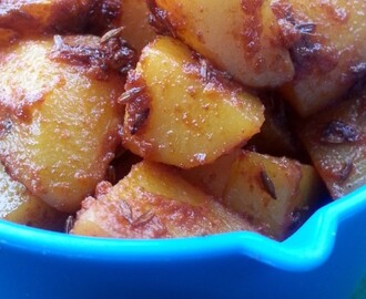 Aloo Jeera Recipe, Recipe for Jeera Aloo