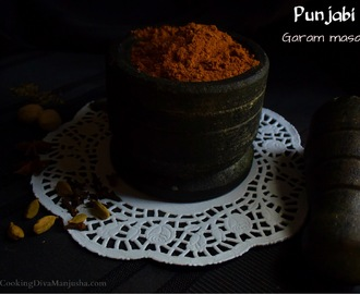 Punjabi/North Indian Garam Masala recipe
