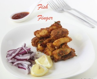 Fish Finger | Fish Finger with Indian Spices | Starter Recipe