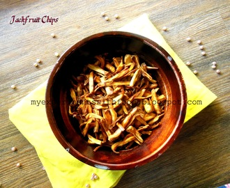 Jackfruit Chips/ Chakka Upperi