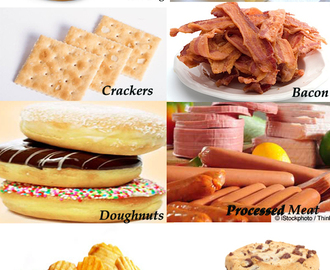 Top 8 Cancer causing foods