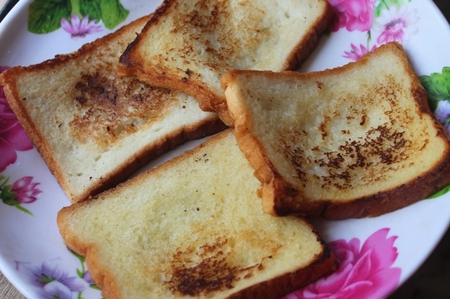 Milk Toast Recipe - Milk Bread Toast Recipe - Toddler & Kids Recipes