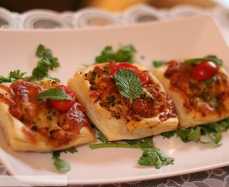 Paneer and Broccoli Burjee Mini Tarts / Mini Savoury Tarts(No onion No garlic recipe)