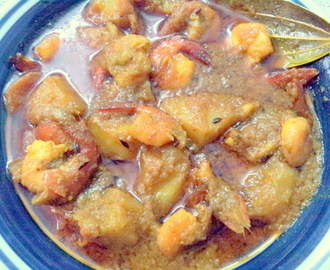 Prawn Kalia / Chingri Macher Kalia