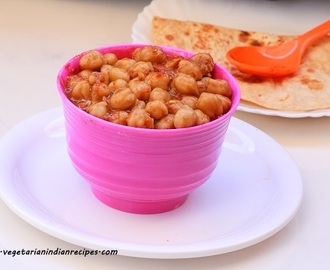Punjabi Chole Masala Recipe-How To Make Punjabi Chole Recipe