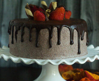 The Best Chocolate Cake Ever