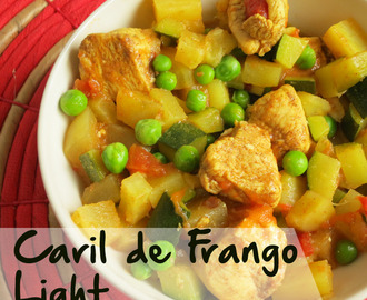 Caril de Frango Light