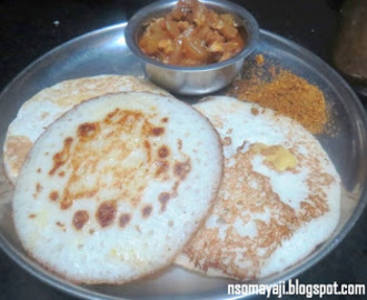 SET DOSA (URID -CUCUMBER SET DOSA)