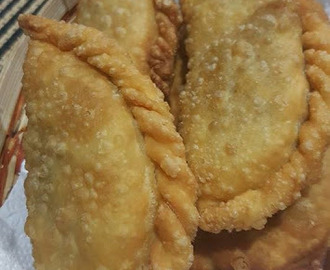 Karipap Kentang/Malaysian Potato Curry Puff