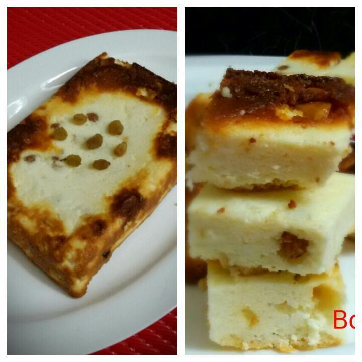CHENA PODA OR PANEER CAKE OR BAKED COTTAGE CHEESE