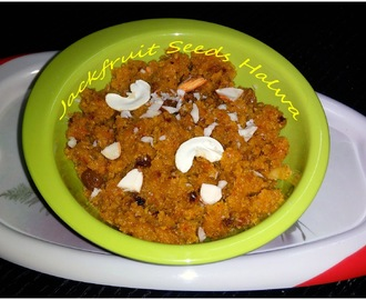 Jackfruit Seeds Halwa Recipe, How to make Jackfruit Seeds Halwa, Chakka Seed Halwa Recipe