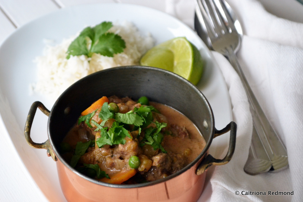 Slow Cooker Beef Curry Recipe