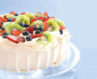Pavlova facile au thermomix.