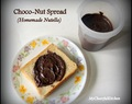 Choco-Nut spread (Homemade Nutella)