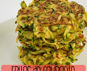 Fritos de Courgete Diet