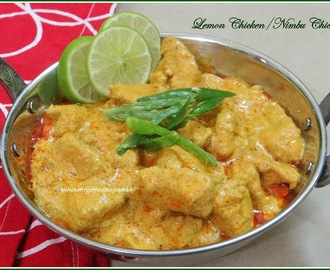 Lemon Chicken/Nimbu Chicken..!!!