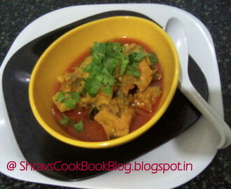 Spicy Chicken gravy curry-How to make quick and easy chicken recipes
