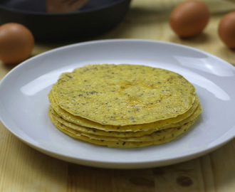 Tortillas Low Carb (para tacos)