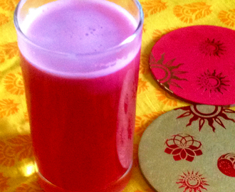Pomegranate Juice | Anaar ka Sharbat