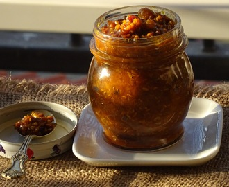 Methi Ki Launji/Chutney Made Of Fenugreek Seeds