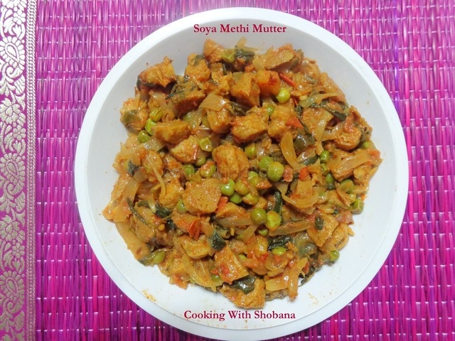 SOYA METHI MUTTER