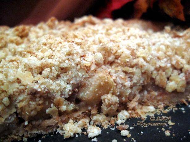 Weight Watchers Apple Crumble