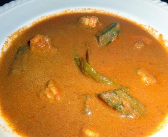 RECIPE: Goan Prawn and Okra Curry