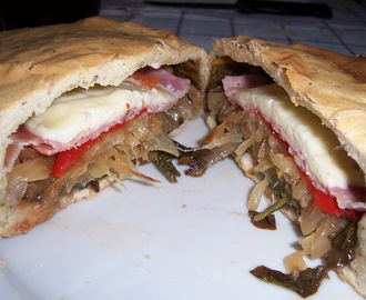 CALZONE DE BACON