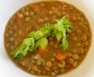 Slow Pea Soup