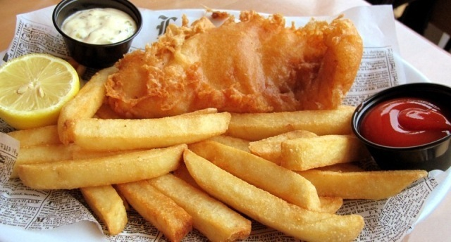 Resep Membuat Fish and Chips Ikan Dori Enak