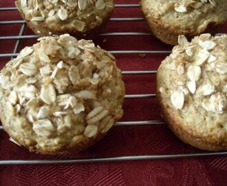 Wholesome Oat Muffins (Sbd Phase II)