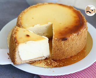 New york cheesecake cremoso