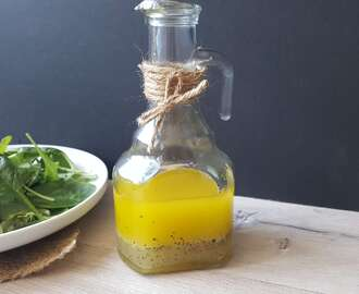 Simple Salad Dressing Recipe