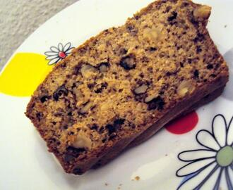 Stevia Whole Wheat Banana Bread