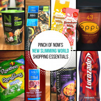 New Slimming World Shopping Essentials – 5/5/17