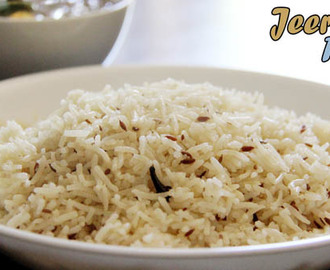 Jeera Rice Recipe | How to Make Perfect Jeera Rice – Indian Cumin Rice Recipe