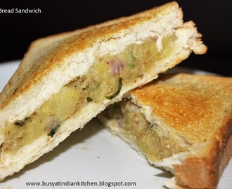 Potato Bread Sandwich