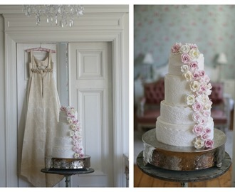 The making of a wedding cake – Part 1