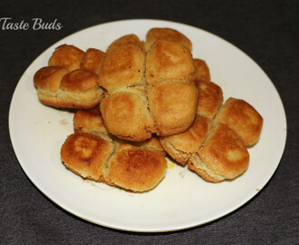Vettu Cake / Fried Cake